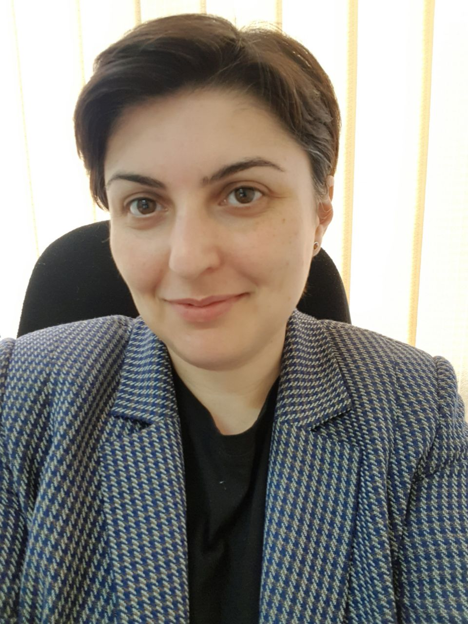 Օլգա Ազատյան